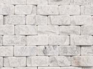 Mozaiek Horizontal White