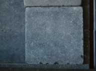 Oosterse Blauwsteen Antiek Getrommeld tegels